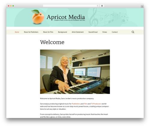 Twenty Thirteen WordPress theme download - apricotmedia.ca