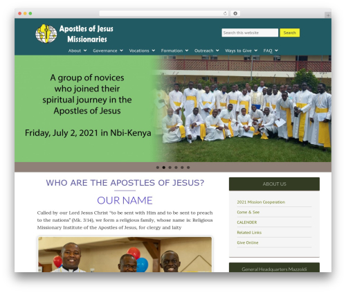 Free WordPress WP Mailto Links – Manage Email Links plugin - apostlesofjesusmissionaries.com