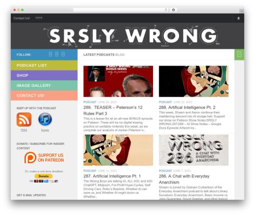 Free WordPress Membership & Content Restriction – Paid Member Subscriptions plugin - aaron.srslywrong.com