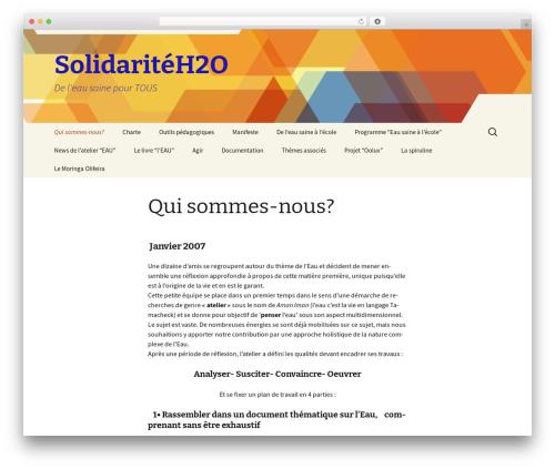 Twenty Thirteen theme free download - association-solidariteh2o.org