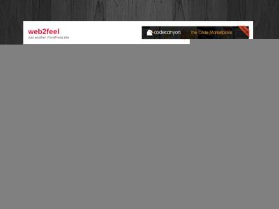 Best WordPress template Carmen