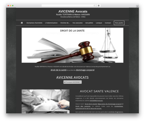 Free WordPress Simple Popup Manager plugin - avicenne-avocats-sante.fr