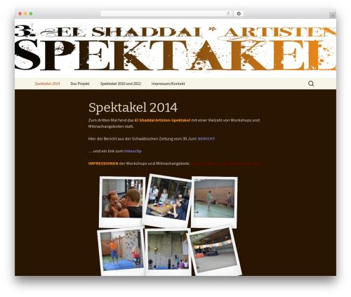r2d2 template WordPress free - artisten-spektakel.de