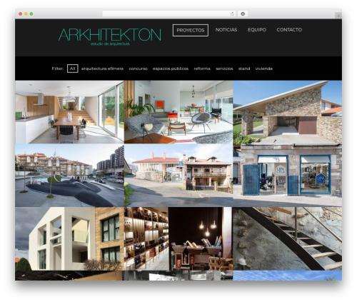 Focal best WordPress gallery - arkhitekton.es/web/?post_type=ht_gallery_post
