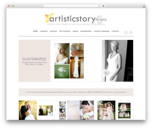Free WordPress NextGEN-Galleryview plugin - artisticstorydesigns.com