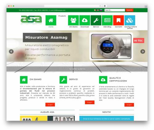 Striking MultiFlex & Ecommerce Responsive WordPress Theme best WooCommerce theme - asaspa.com