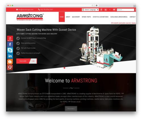 Free WordPress WP Simple Galleries plugin - armstrongsewing.com