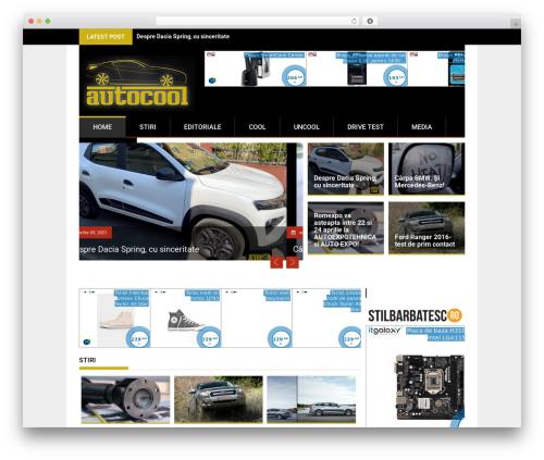 Free WordPress Social Share WordPress Plugin – AccessPress Social Share plugin - autocool.ro