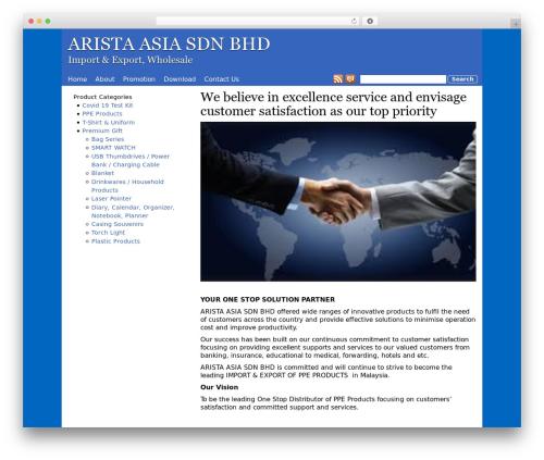 WordPress advads171 plugin - aristam.com