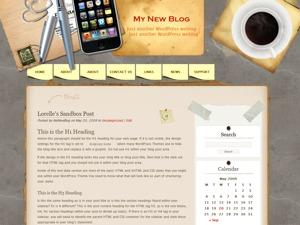 Theme WordPress DMM-Alex
