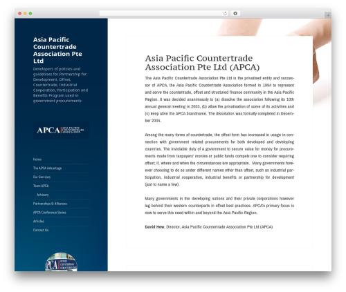 Twenty Fifteen WordPress free download - apca.net