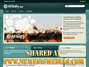 Affinity Wordpress Theme best WordPress theme