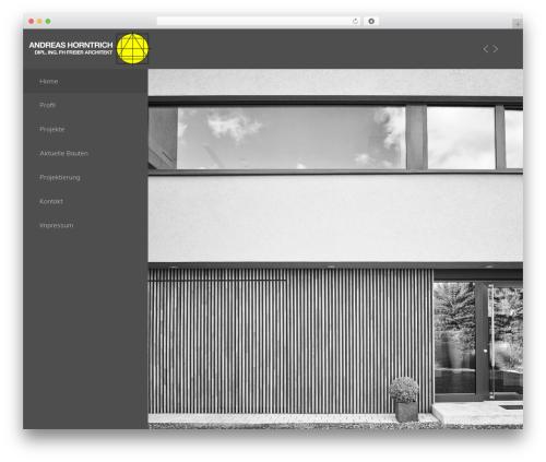 Rayleigh WP theme - architekt-horntrich.eu