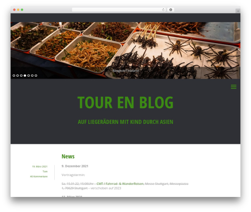 Template WordPress Minnow - asien.tour-en-blog.de