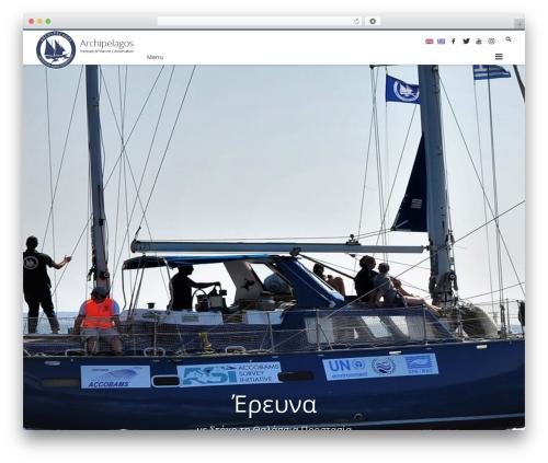 Free WordPress Flow-Flow Social Stream plugin - archipelago.gr