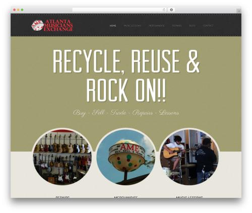 WordPress i-like-this plugin - atlantamusiciansexchange.com
