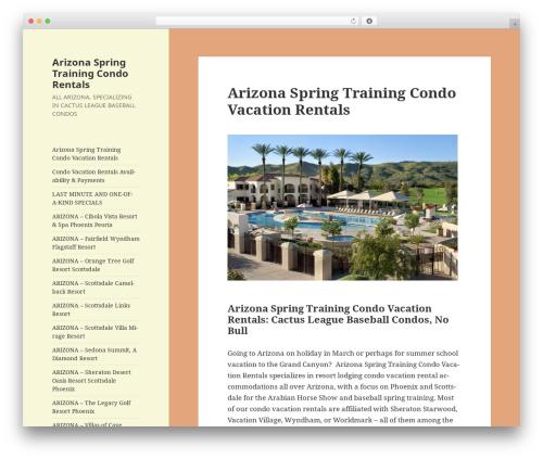 Free WordPress Ecwid Ecommerce Shopping Cart plugin - arizonaspringtrainingcondorentals.com