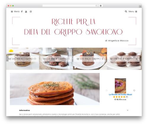 Free WordPress 3D Tag Cloud plugin - angelicamocco.com
