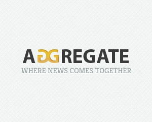 Aggregate Child WordPress theme