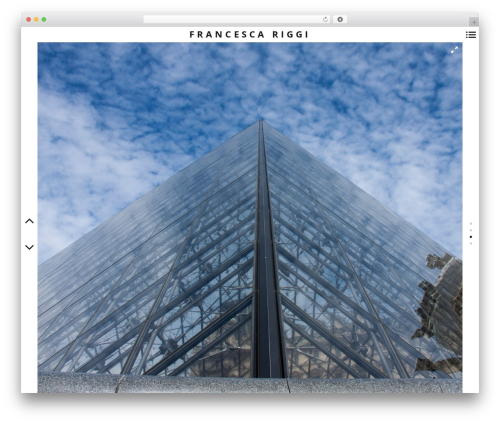 Free WordPress PixProof plugin - francescariggi.it