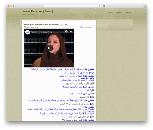 Free WordPress Inline mp3 player plugin - farsi.tardid.net