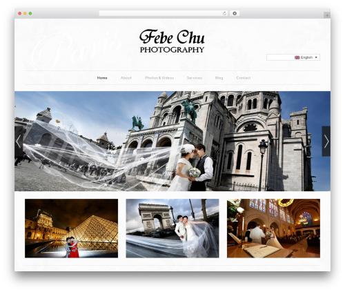 Dorado Blogsite (ITDR) WordPress theme - febechu.com