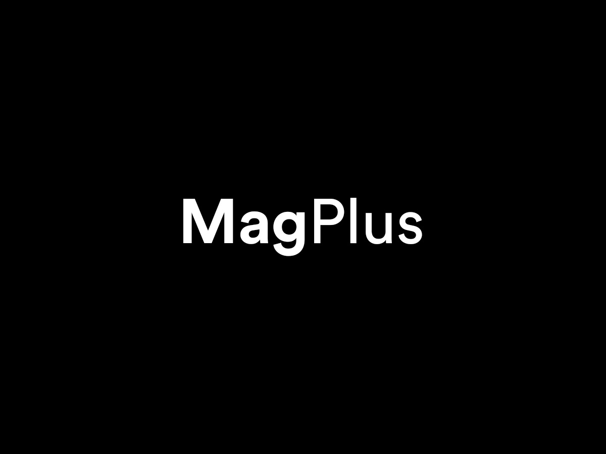 MagPlus WordPress website template