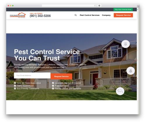 Free WordPress Recent Posts Widget With Thumbnails plugin - foundationpestcontrol.com