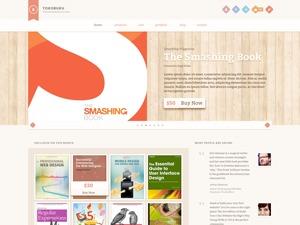 Raakbookoo WordPress theme