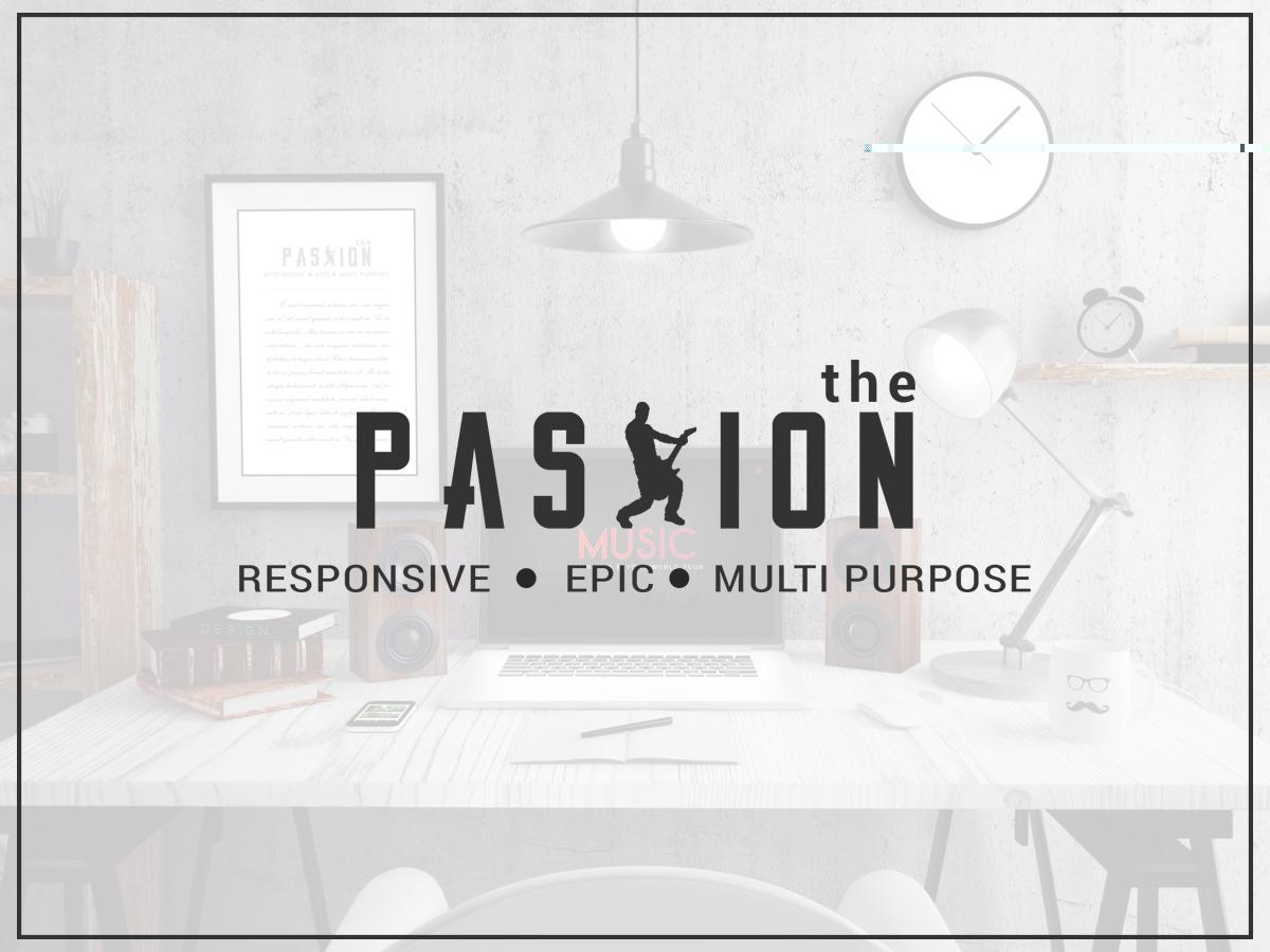THEPASSION WordPress video theme