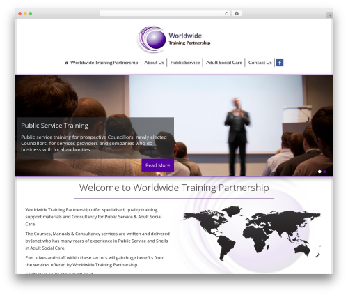 Free WordPress Easy Digital Downloads plugin - worldwidetrainingpartnership.com