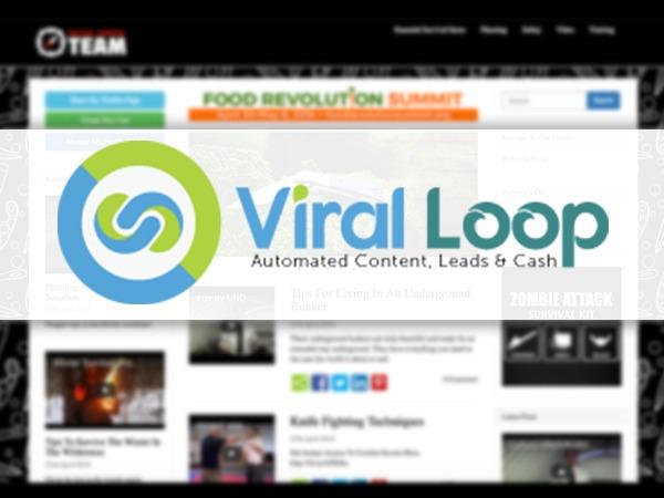 WP template Viral Loop