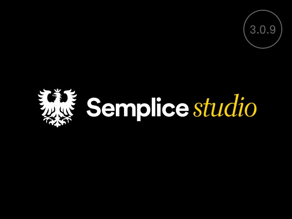Template WordPress Semplice