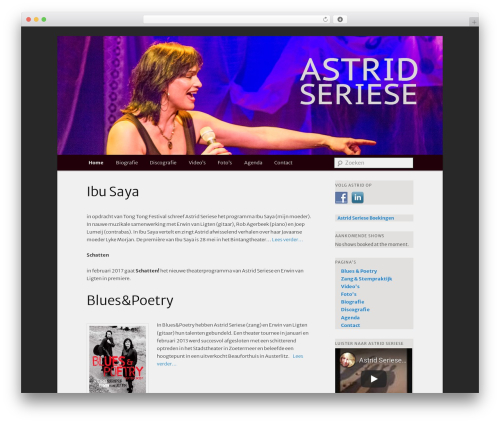 Free WordPress Twenty Eleven Theme Extensions plugin - astridseriese.com