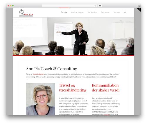 WordPress x-email-mailchimp plugin - annpia.dk