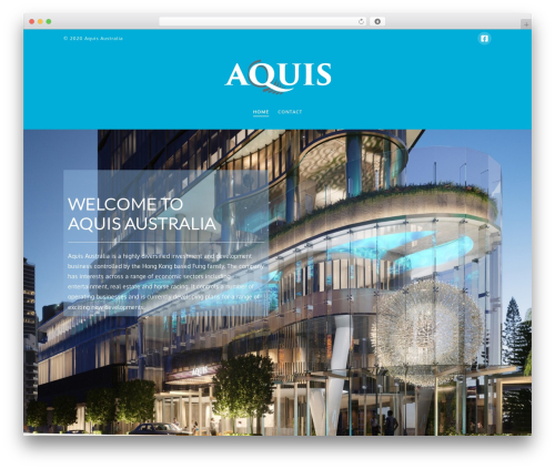 WordPress Slider Revolution plugin - aquisaustralia.com
