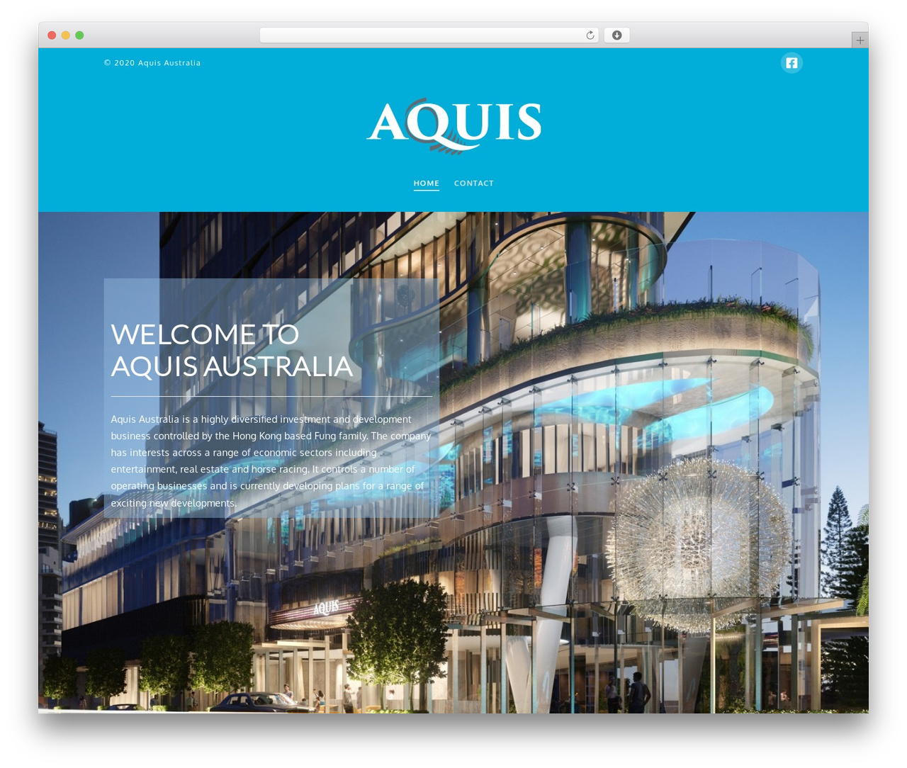 X top WordPress theme - aquisaustralia.com
