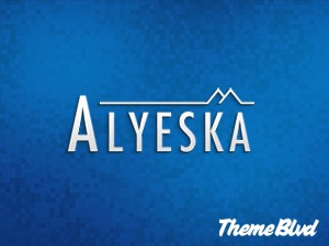 Alyeska company WordPress theme