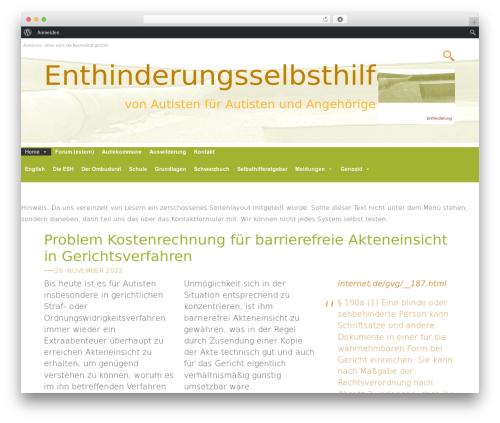 Vivex WordPress theme free download - autisten.enthinderung.de
