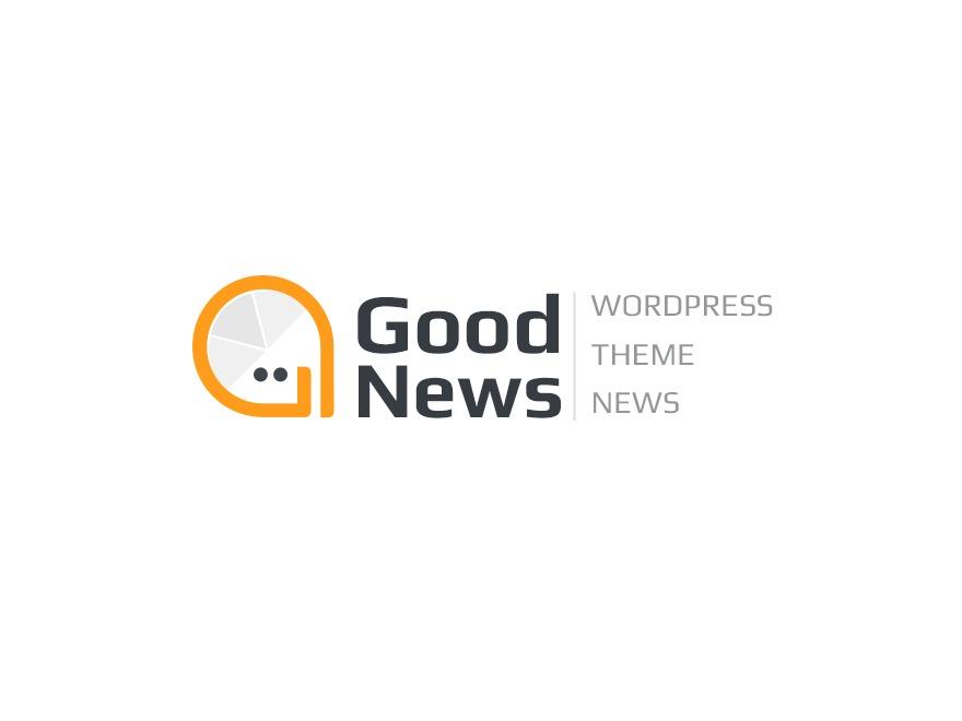 Goodnews WordPress news theme