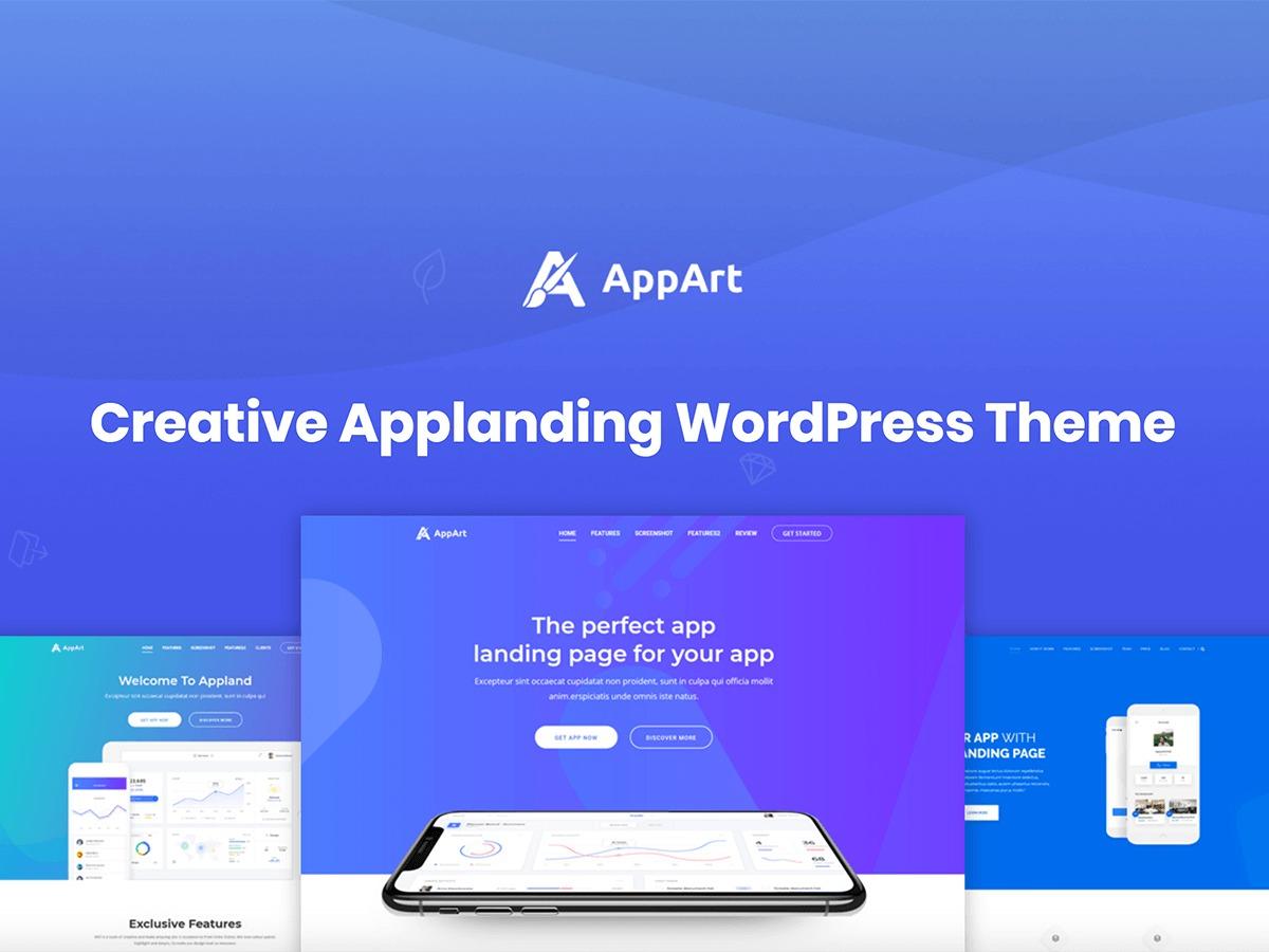 Best WordPress theme Appart