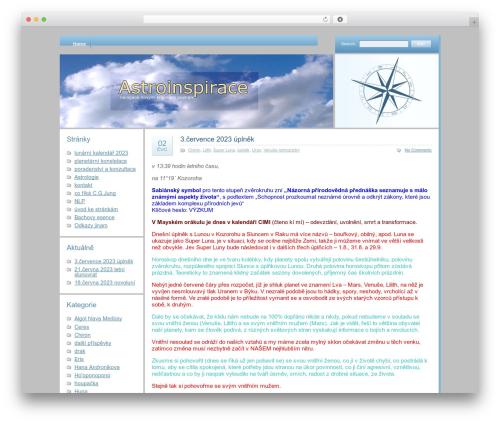 Free WordPress Anti-Captcha (anti-spam botblocker) plugin - astroinspirace.cz