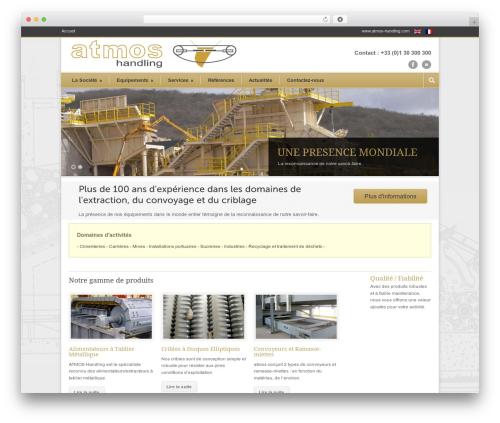 Free WordPress Slick Sitemap plugin - atmos-handling.com