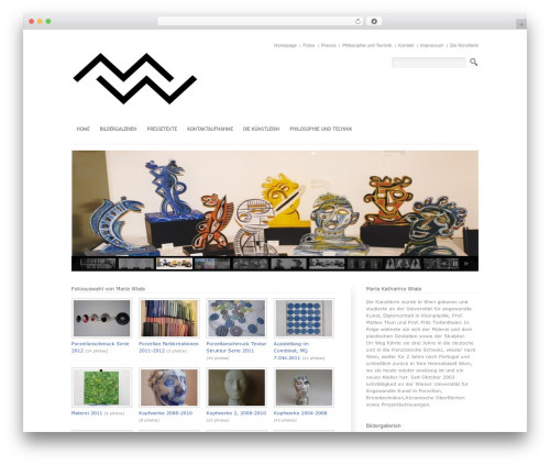 Theme WordPress Innovation Science Wordpress Theme - atelier-wiala.at