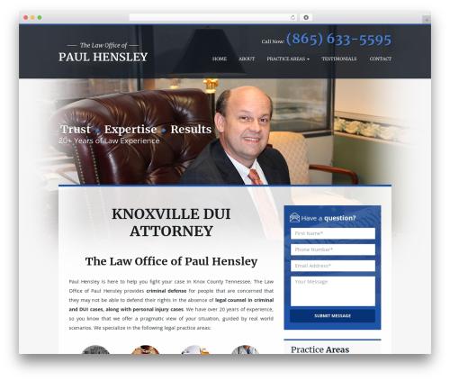 WP template Knox - attorneyknoxvilletn.com