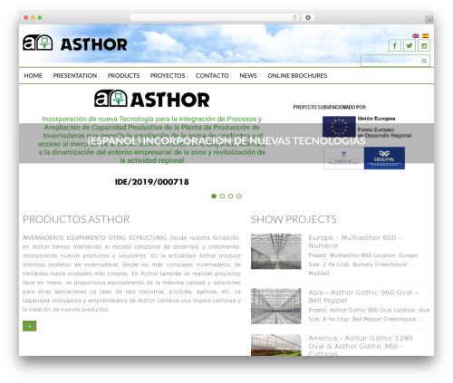 Free WordPress Advanced WP Columns plugin - asthor.com