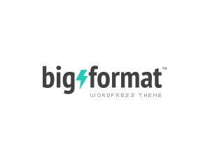 BigFormat WordPress gallery theme
