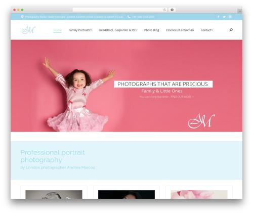 Free WordPress TablePress plugin - andreamarcouphotography.co.uk