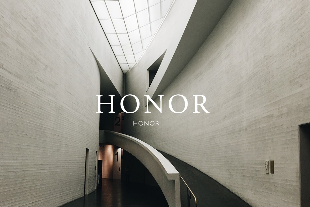 WordPress theme Honor