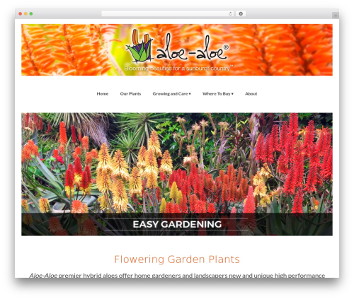 Free WordPress WP Video Lightbox plugin - aloe-aloe.com.au